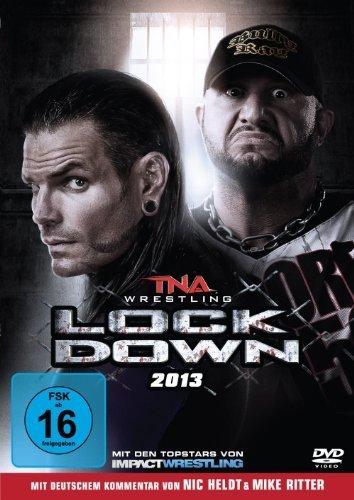 TNA - Lockdown 2013 (2 DVDs)