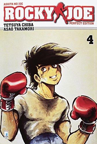 Rocky Joe. Perfect edition: 4 por Tetsuya Chiba