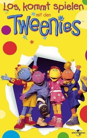 Preisvergleich Produktbild Tweenies - Los, kommt spielen mit den Tweenies [VHS]