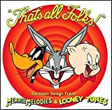 "Songtexte von Carl Stalling - ""That's All Folks!"" Cartoon Songs From Merrie Melodies & Looney Tunes"