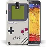 Coque de Stuff4 / Coque pour Samsung Galaxy Note 3 / Game Boy Design / Console (jeux vidéo) Collection