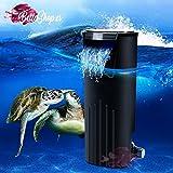 Filtre intérieur pour aquarium spécial tortues