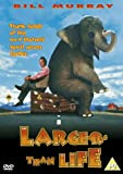 Larger Than Life [DVD] [1997]