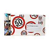 Preis am Stiel 2 x Riesen-Umschlag 50