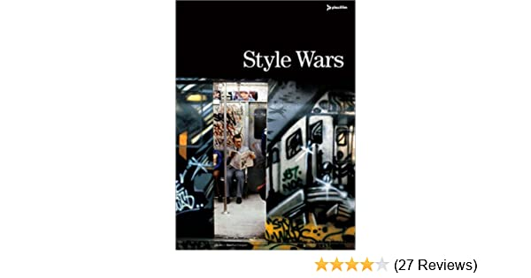 Style Wars [DVD] [1983] [NTSC] Amazon.co.uk Demon, Kase 2, Eric Haze,  Spank, Trap, Kay Slay, Butch, Skeme, Zone, Min One, Cap, Michael Martin,