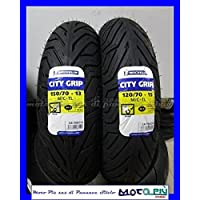 Par gomas Michelin City Grip 120/70 – 15 56S 150/70 – 13