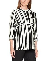 Mamalicious Women's Mlmimmi L/S Woven Shirt Maternity Blouse