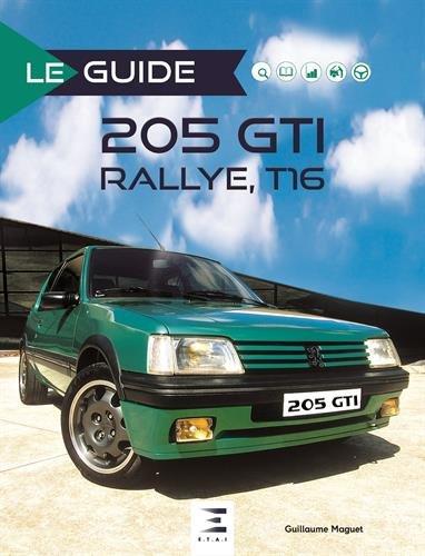 205 GTI, Rallye, T16