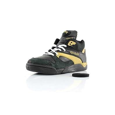157a67f2ab8 ... reebok pump court victory pump mens hi top trainers V61440 sneakers  shoes  Amazon.co ...