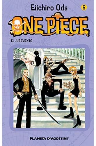 One Piece nº 06: El juramento