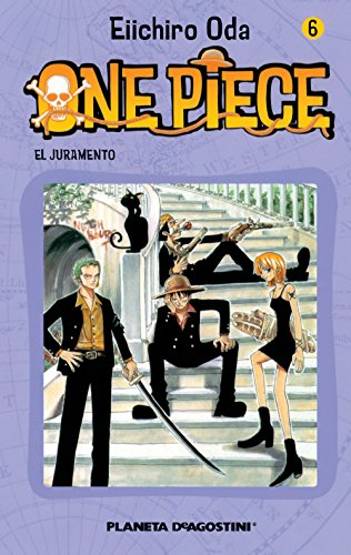 One Piece nº 06: El juramento (Manga Shonen) por Eiichiro Oda