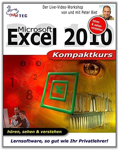 MS Excel 2010 Video-Training - Der große Praxiskurs auf DVD [Interactive DVD] Preisvergleich
