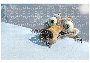Scrat Ice Age 120pcs Puzzle affiche 20*30cm
