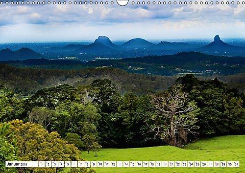Faszination Down Under (Wandkalender 2018 DIN A3 quer): Erleben sie die natürliche Faszination des roten Kontinents Australien (Monatskalender, 14 ... Orte) [Kalender] [Apr 01, 2017] Fietzek, Anke - Bild 14