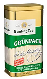 Bünting Grünpack Jubiläumsdose, 2er Pack (2 x 500 g Dose)
