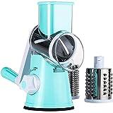 NSSZ Herramienta Multifuncional de la Cocina del rallador rotatorio del Rodillo de Mano de la trituradora
