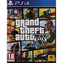 Grand Theft Auto 5 (GTA V) PS4