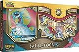 Pokémon Dragon Majesty Salamence GX Collection Box 5 Booster Packs - English