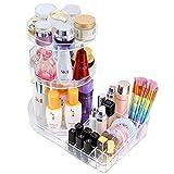 Best Pinceaux de maquillage abordables - Lx-Top 360 Degrés Rotatif Organisateur de Maquillage Plus Review
