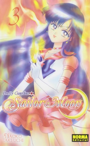SAILOR MOON 3 (CÓMIC MANGA)