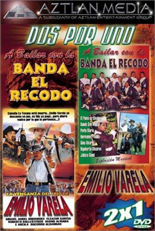 Preisvergleich Produktbild Dos por Uno: Banda el Recodo / La Venganza del Hijo de Emilio Varela
