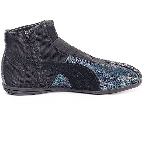 Puma Damen Eskiva Mid Ds Hightop Sneaker, Schwarz Black