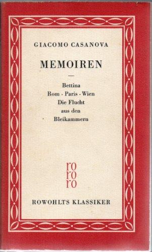 Memoiren. 1. Bettina