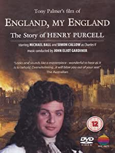 England, My England: The Story of Henry Purcell [DVD] [2011]