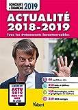 Actualité 2018-2019 - Tous les événements incontournables (Guides Culture Générale) - Format Kindle - 9782311206395 - 12,99 €