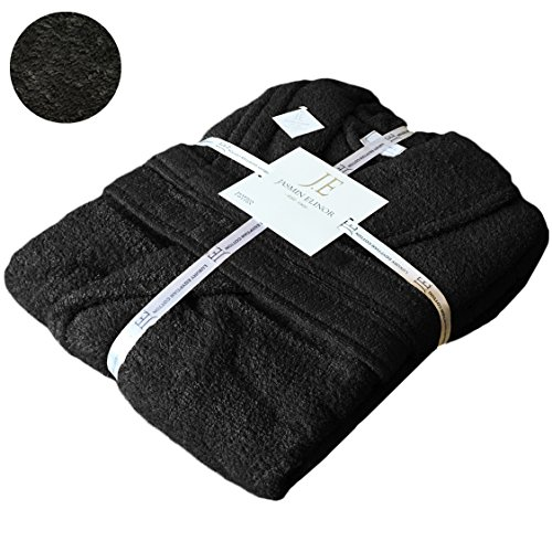 MENS-LADIES-UNISEX-EGYPTIAN-COTTON-500-GSM-TERRY-TOWELLING-SHAWL-COLLAR-HOODED-BATHROBE