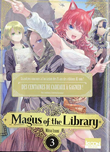 Magus of the Library Edition simple Tome 3