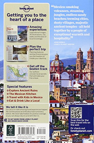 Mexico 14 (inglés) (Country Regional Guides)