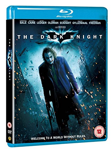 Bild von The Dark Knight [Blu-ray] [UK IMPORT]