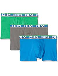 Dim Color Full, Boxer Homme lot de 3