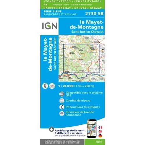 2730SB LE MAYET-DE-MONTAGNE SAINT-JUST-EN-CHEVALET