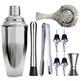 Le Homeware Bar Cocktail Shaker Set Premium
