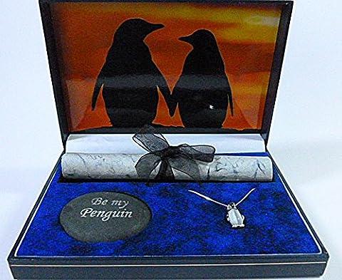 penguin gift box