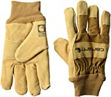 Best Carhartt Gloves For Men - Carhartt Men's Wb Suede Leather Waterproof Breathable Work Review
