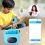 ShopyBucket Bluetooth Q50 Children Anti Lost GPS Tracker, SOS Calling, Camera Smart Watch