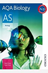 AQA Biology AS Student Book: Student's Book Paperback