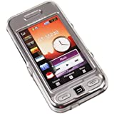 Crystal Case Handy Schutz Hülle Tasche für Samsung S5230 Star