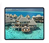 Gaming Mouse Pad Custom Sea Houses Best Hotels Mouse Pad for Work
