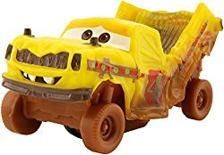 "Disney Cars Dyb07 ""Cars 3 Crazy 8 Crashers Taco"" Vehicle Toy"