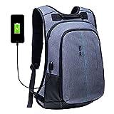 FREETOO Tagesrucksack Campus Laptop Rucksack gepolsterter Daypack für Herren Studenten und Jungen auf Campus Schule Berufsverkehr und Reise anwenden