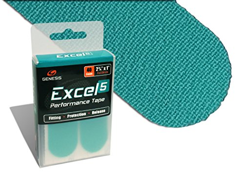 Genesis Excel™ Performance Fitting, Protection and Release Tape (Aqua - Excel 5) (Genesis 44)