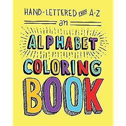 Livre de Coloriage, Livre de Coloriage pour Amoureux des Belles Lettres