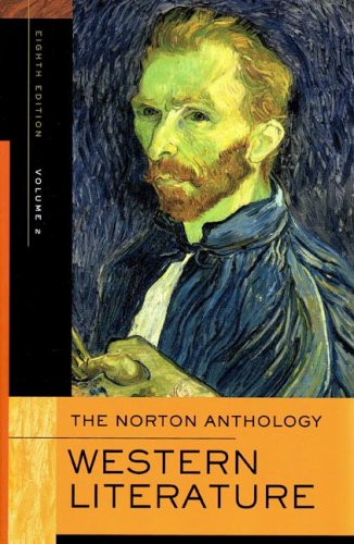 The Norton Anthology of Western Literature: v. 2
