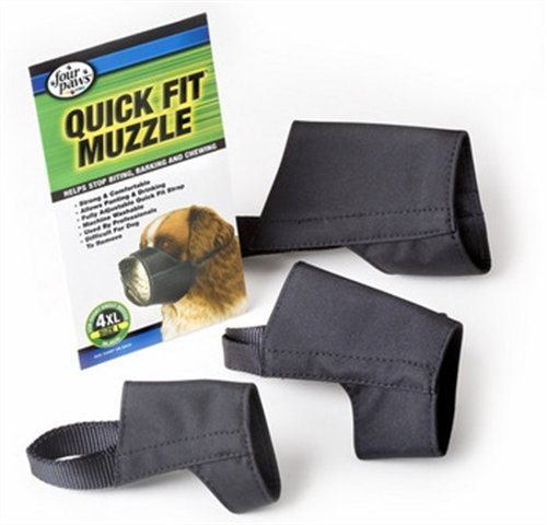 Artikelbild: Vier Pfoten Produkte Quick Fit Maulkorb Gr--e 4 XL - 59045
