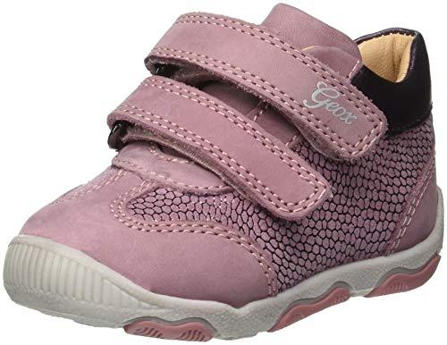 Geox B New Balu' Girl C, Zapatillas para Bebés, (Dk Pink C8006),...