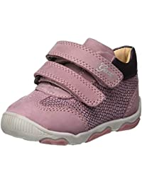 Geox B New Balu' Girl C, Zapatillas para Bebés